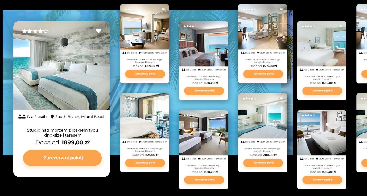 program do rezerwacji pokoi od IdoSell Booking