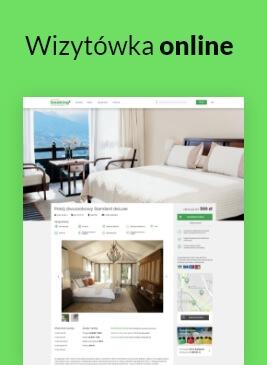Strony internetowe dla apartamentów