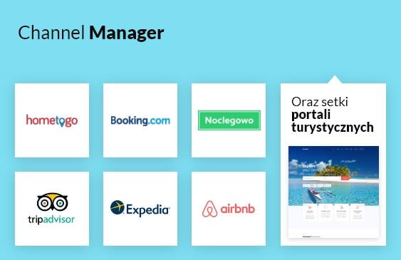 IdoSell Booking Channel Manager dla apartamentów
