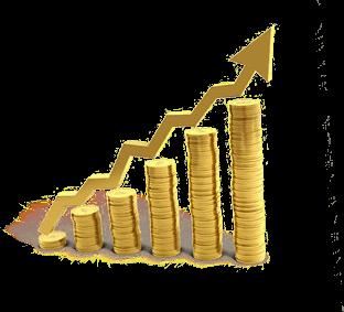 Wykres wzrostu sprzedaży w sklepie internetowym z IdoSell Shop