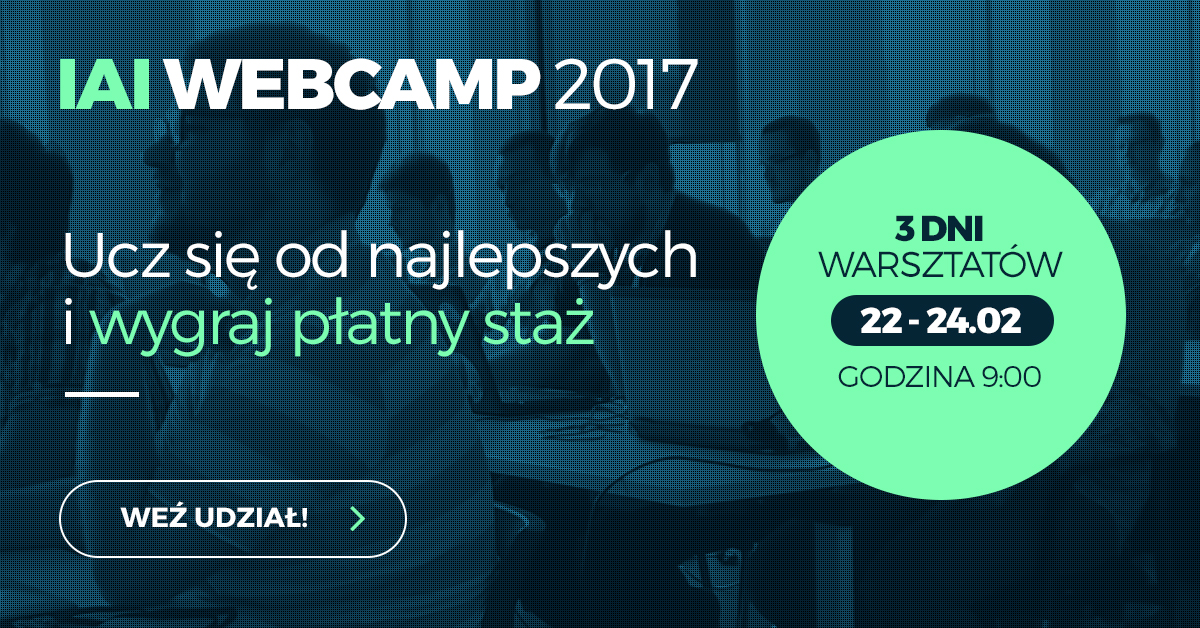 IAI WEBCAMP #2