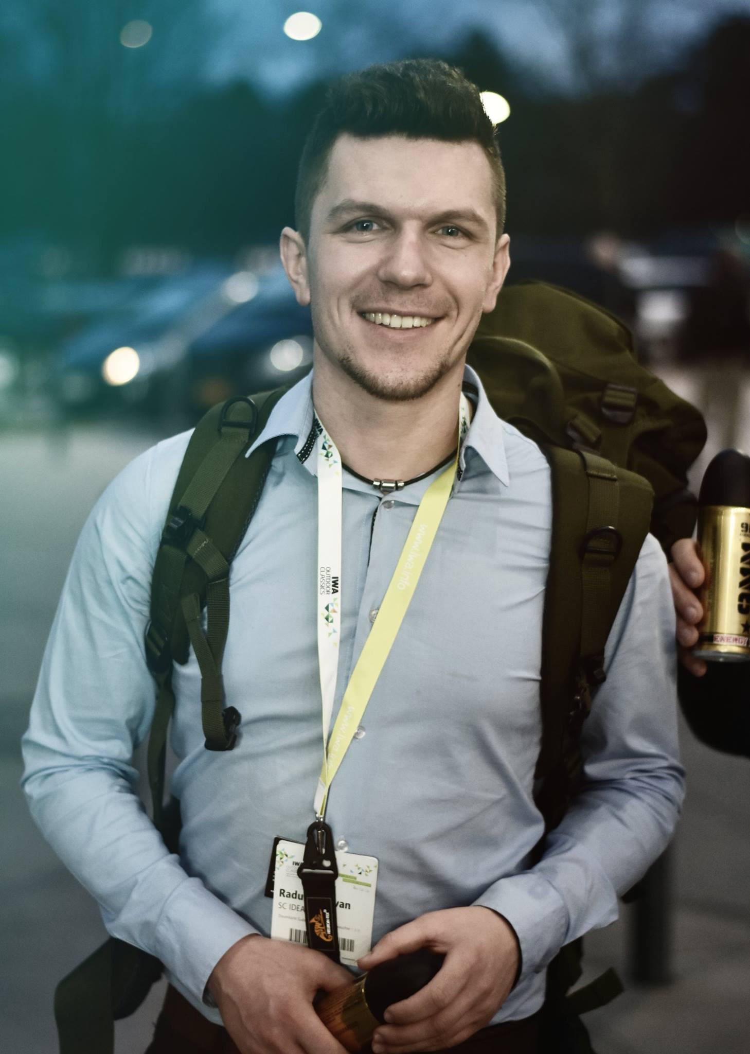 Radu Bukowan Airsoft Maniac