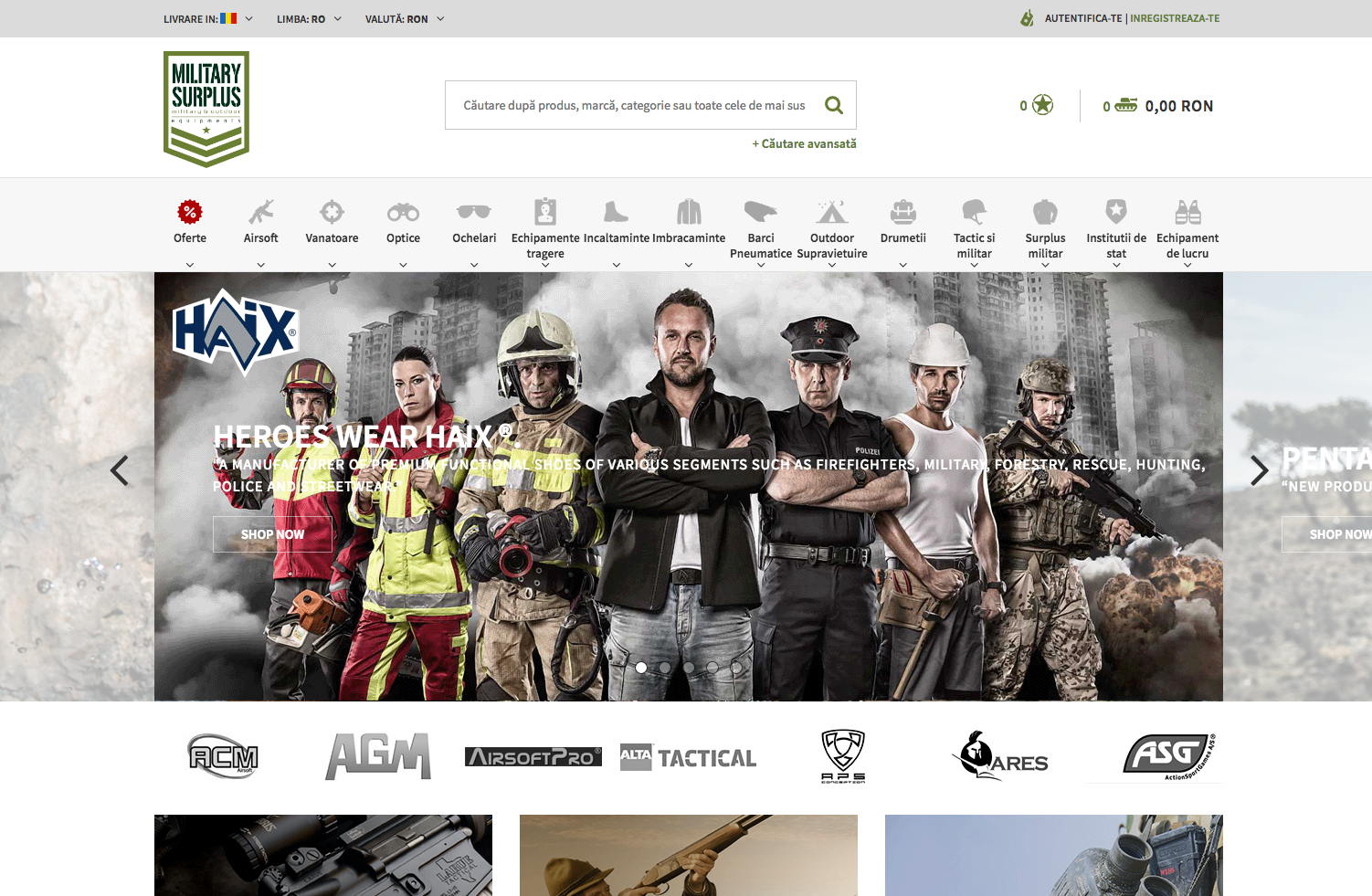 Airsoft Maniac Website