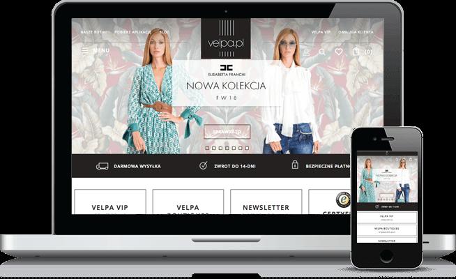 Sklep internetowy w IdoSell: velpa.pl