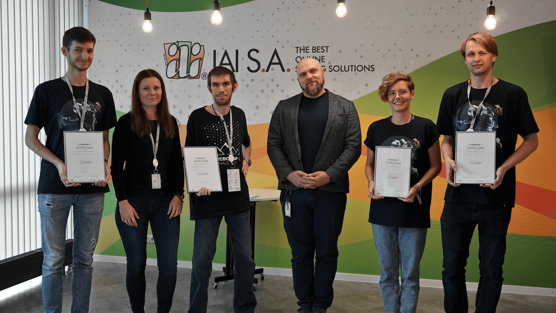 IAI WebCamp 2019