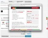Pic. 3 - Kalkulator otwiera się w dodatkowym oknie - klient ma możliwość symulacji różnych scenariuszy spłaty bez wychodzenia ze strony sklepu.