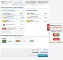 Pic. 4 - Wybór mBank Raty jako sposobu zapłaty - raty są dostępne jako jeden ze sposobów płatności za zamówienie przed wysyłką (przedpłata) obok innych form udostępnionych przez Ciebie.
