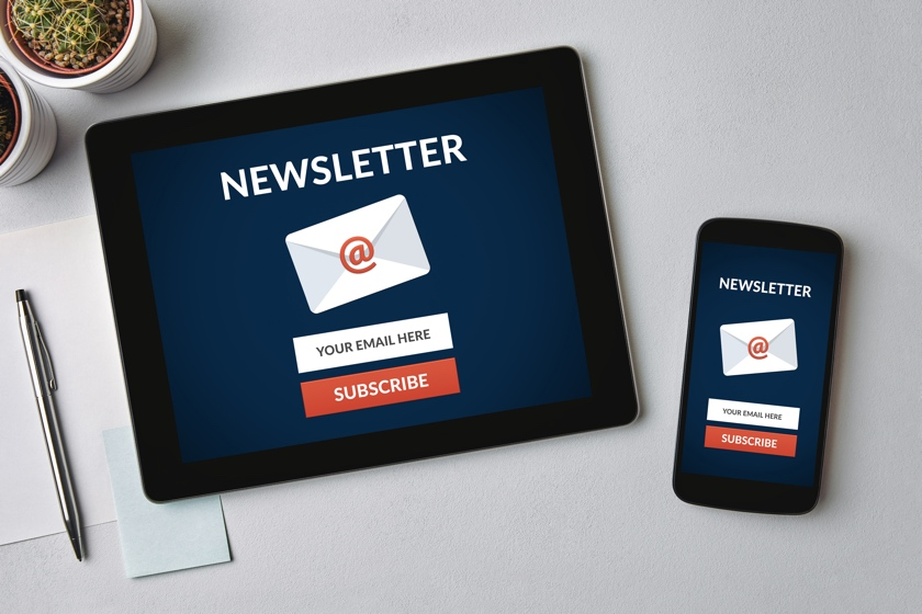 Newsletter e-mail i SMS w IdoSell Shop